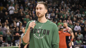 """Hayward: """"Now the Jazz Might Be LeBron's B-Word"""""""