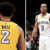 Walton: Rajon Rondo to Start Season Over Lonzo Ball