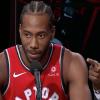 Kawhi Leonard Says He's Beginning Toronto Raptors Tenure with 'Open Mind'