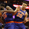 Knicks Head Coach David Fizdale Decides to Start Frank Ntilikina Over Kevin Knox