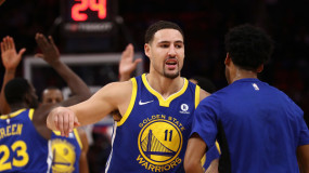 NBA Execs 'Would Be Shocked' If Klay Thompson Left Golden State Warriors in Free Agency