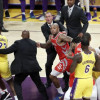 Carmelo Anthony 'Shocked' Chris Paul Only Received 2-Game Suspension After Rajon Rondo Incident