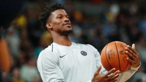 Rumor: Jimmy Butler 'Has Eyes' for Philadelphia 76ers