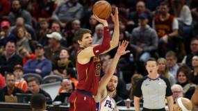Report: Cleveland Cavaliers Have Started 'Testing' Trade Market for Kyle Korver