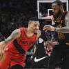 FYI Alert: LeBron James Has Respect for Damian Lillard's Game
