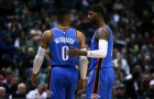 Paul George Doesn't Buy That It's Hard to Play with Russell Westbrook