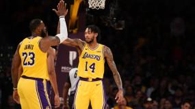 LeBron James Celebrated Brandon Ingram's Return by Comparing Him to Durant & Giannis