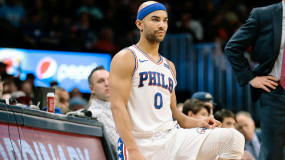 Bayless Out 3-4 Weeks With Sprained Ankle