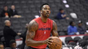 Dwight Howard is Hoping His Positive Attitude Can Help Save the Washington Wizards' Season