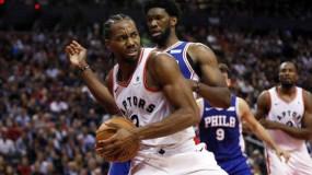 It Seems Like Toronto Raptors Will Continue Resting Kawhi Leonard for Parts of Back-to-Backs