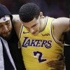 Lonzo Ball To Miss 4 to 6 Weeks With Left Ankle Sprain