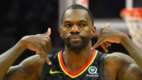 76ers Interested in Hawks' Dewayne Dedmon