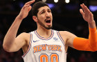 Enes Kanter Meets With Knicks General Manager