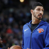 Enes Kanter Questionable for Tonight's Game After Eating 7 Burgers