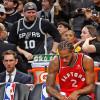 Spurs Fans Boo Kawhi Leonard