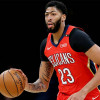 Anthony Davis Suffers Shoulder Contusion