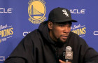 """Kevin Durant Blasts the Media: """"I Don't Trust Y'all"""""""