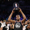 Kevin Durant Was the All-Star Game MVP for 2nd Time
