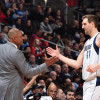 Doc Rivers Calls a Timeout to Give Nowitzki Proper Farewell