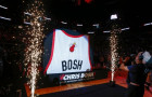 Chris Bosh's Memorable Jersey Retirement Speech