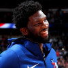 Embiid's Status Still Undecided for 1st Playoff Game