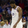 Before Their Game 4 Loss, Joel Embiid Got No Sleep and Needed an IV