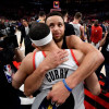 Golden State Warriors Sweep the Portland Trail Blazers