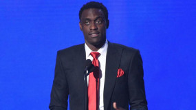 Pascal Siakam Named NBA's Most Improved Player
