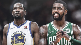 Kevin Durant's Injury Could Blow Up Kyrie Irving's Free Agency Plans