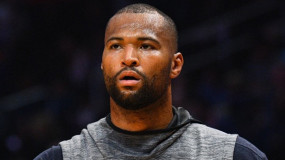 DeMarcus Cousins Suffers Possible Knee Injury During Workout in Vegas