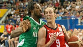 FIBA: Kelly Olynyk Suffers Leg Injury During Exhibition Game
