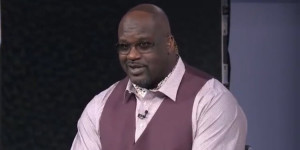 Shaq Lost A Bet to Dwyane Wade, Debuts A Hairline!