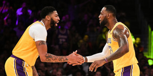 Lakers look to finish the season on a high with returning stars