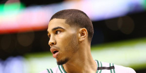 The Best Hairline in the NBA: Jayson Tatum