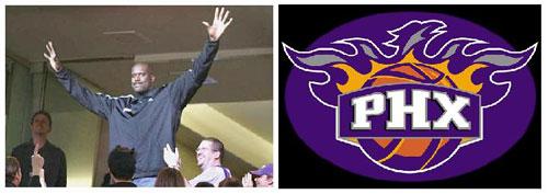 Shaquille O'Neal - Phoenix Suns