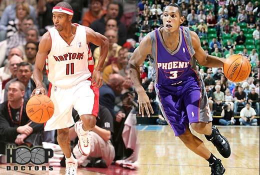 NBA Trade Rumors   Draft 2008   TJ Ford, Boris Diaw