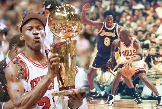3dbc56fa17e0 Michael Jordan Video saying in his prime he would beat Kobe Bryant