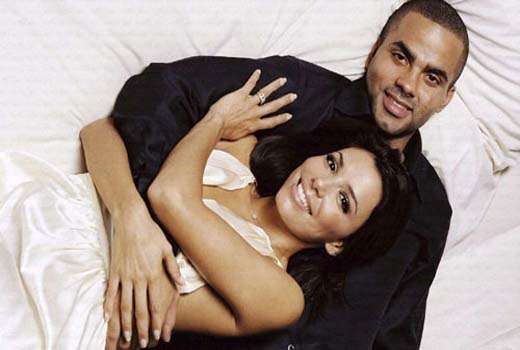 Eva Longoria, Tony Parker, 10 Hottest NBA Wives or Girlfriends | August 2008