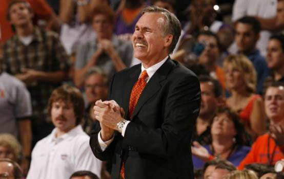 Mike D'Antoni Cry
