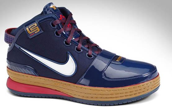 62f51b8ddd56 Sneak -a-Peek  Nike Zoom Lebron VI - Chalk Edition