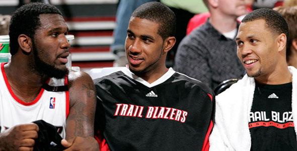 Portland Trail Blazers 2009