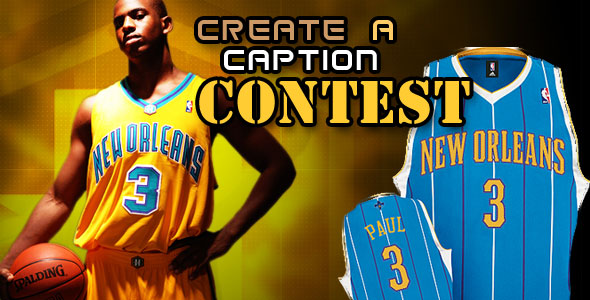 Contest Prize | Autographed Authentic Chris Paul Jersey