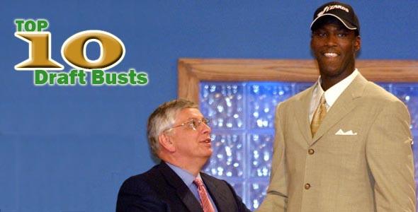 NBA Draft Busts