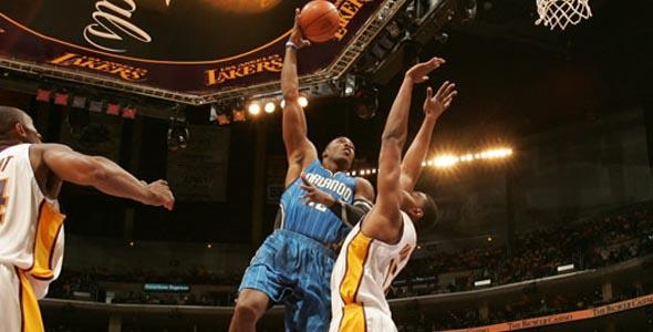 Magic Lakers Game 2