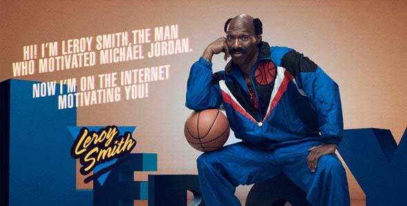 Leroy Smith Michael Jordan Nike