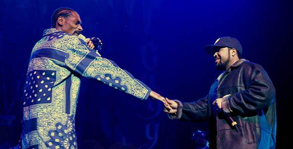 Snoop Dogg Ice Cube