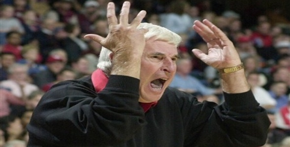 25th Anniversary of The Bob Knight Chair Toss | The Hoop ...