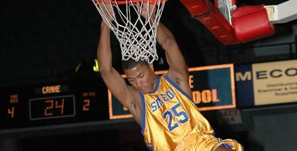25accefc09e0 Vintage Video  Derrick Rose Alley-Oop In High School