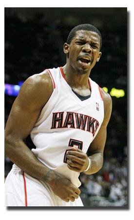 Joe Johnson Atlanta Hawks Free Agent