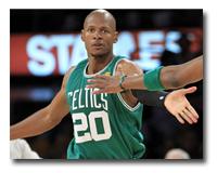 Ray Allen Celtics Record Three Pointers